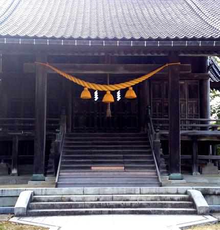 戸出野神社