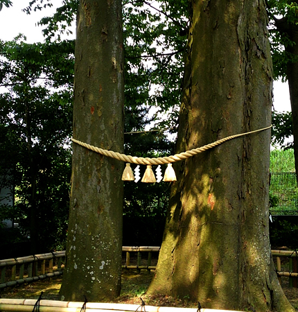 草島神明社