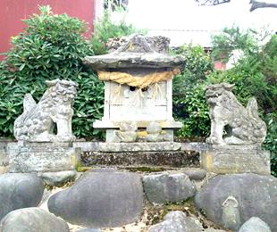 日吉神社(Before)