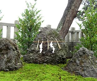 中曽根神社(Before)