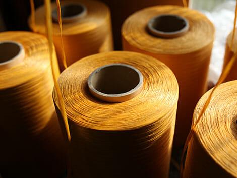 ダイヤテックス社製の高機能糸